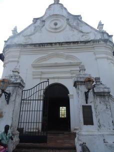 Dutch Reformed Church, Galle