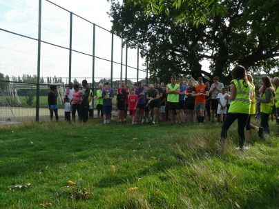 Photo credit: Walthamstow parkrun
