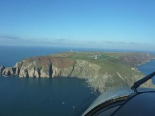 Aerial Lundy 2